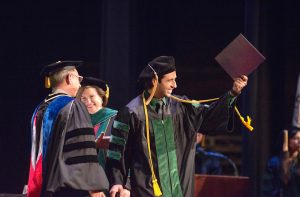 Click to view slideshow of COMP and Biomedical Sciences Commencement