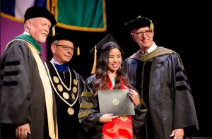 Click to view a slideshow of Dental Medicine and Pharmacy Commencement
