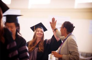 Click to view a slideshow of Veterinary Medicine Commencement