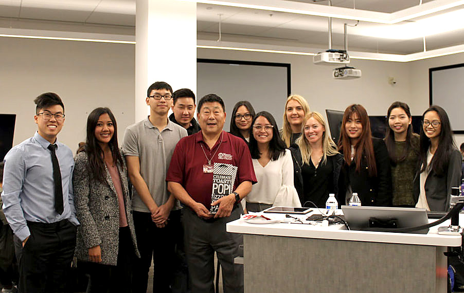 WesternU's East West Scholarship Dinner to Honor Longtime Pharmacy Educator