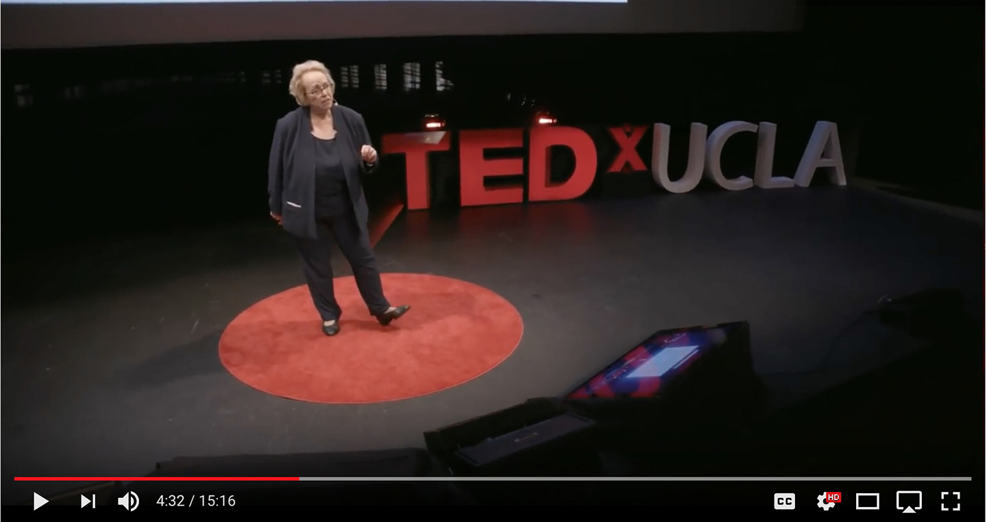 Biosurveillance is Focus of CVM Prof's TEDXUCLA Talk