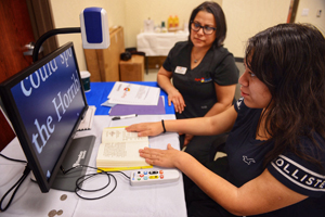 WesternU, Sight Savers America Provide Brighter Future to Four Local Students with Visual Impairments