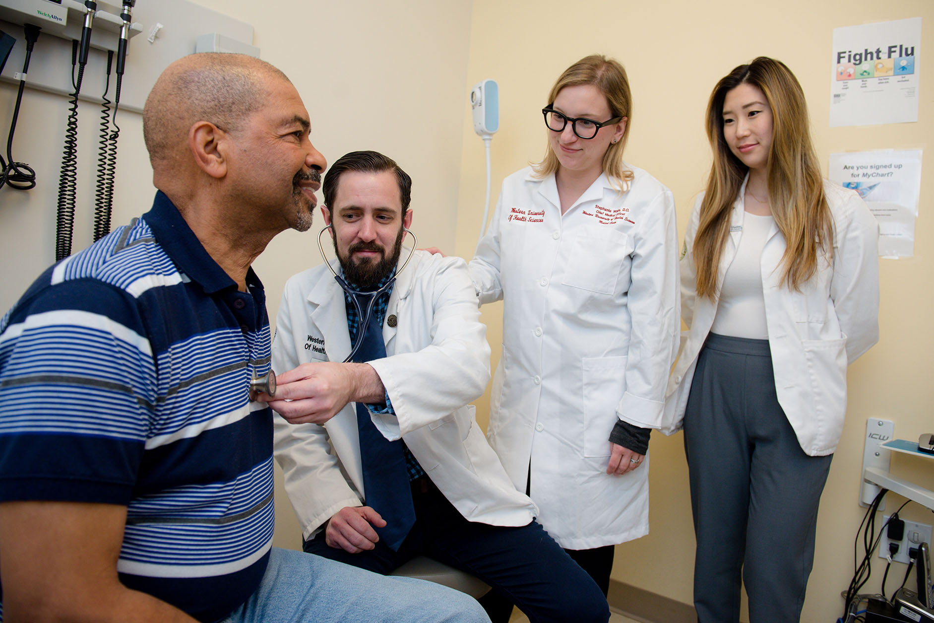 Physician assistant named Best Health Care Job in the U.S.