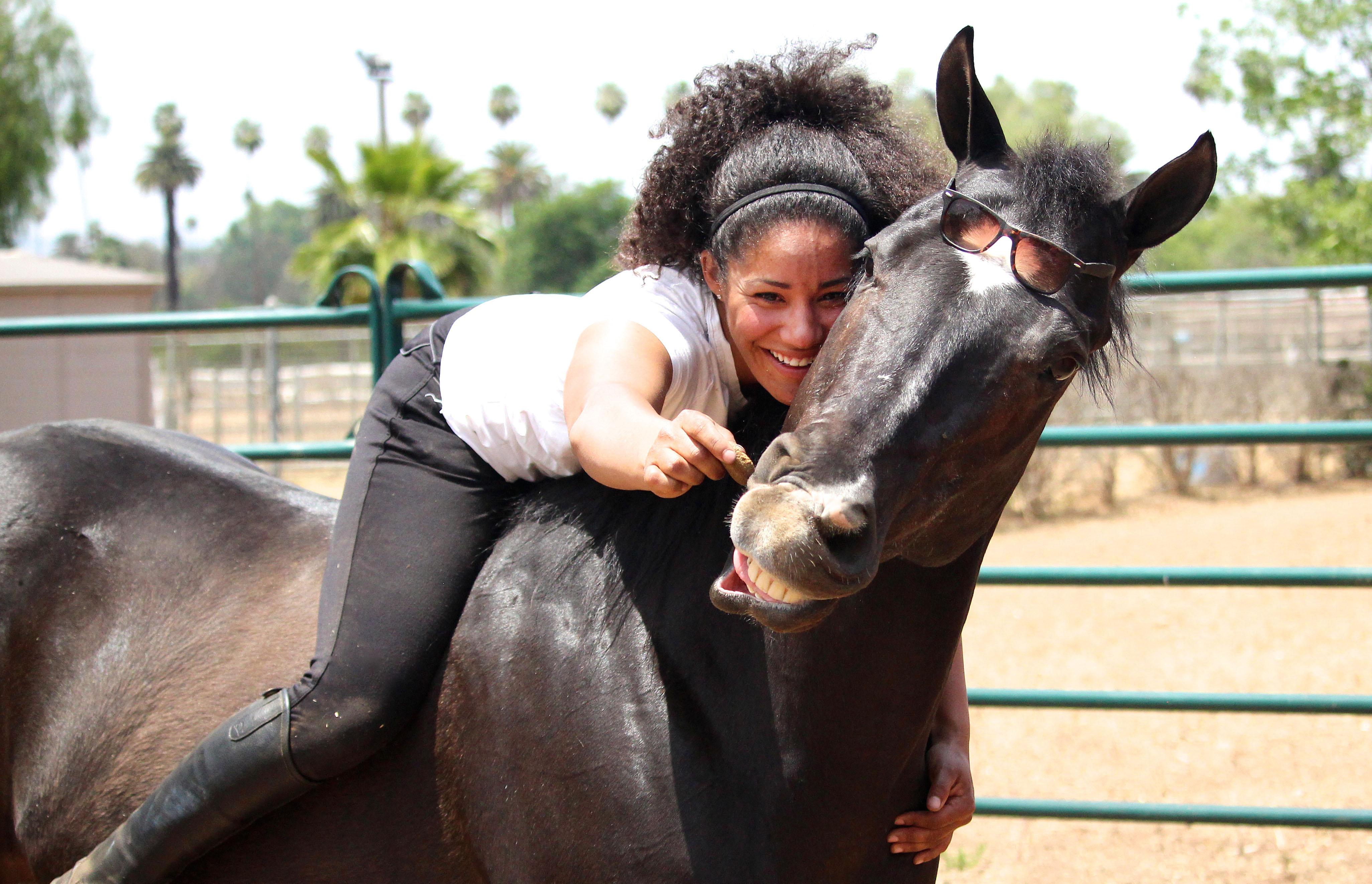 WesternU College of Veterinary Medicine Student Earns American Quarter Horse Foundation Scholarship