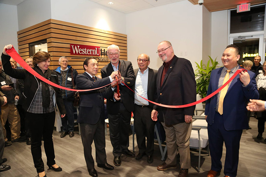 WesternU Health – Oliver Station hosts grand opening