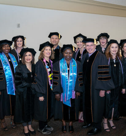 Congratulations to the Class of 2019 graduates from the College of Optometry and the College of Graduate Nursing