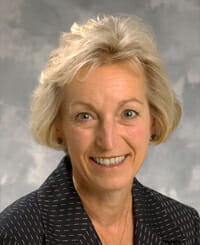 WesternU Board of Trustees Chair Linda L. Crans, BS