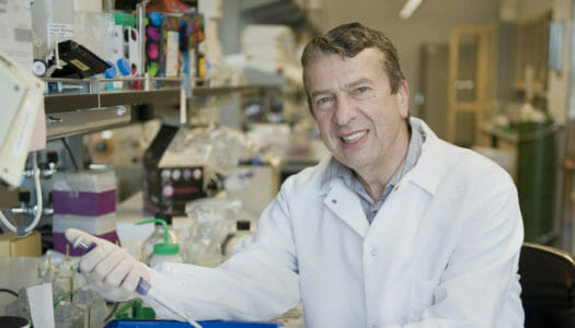 WesternU professor among top neuroscientists in the world
