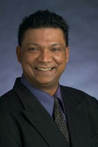 WesternU Vice President for Humanism, Equity, and Anti-Racism Suresh Appavoo, EdD